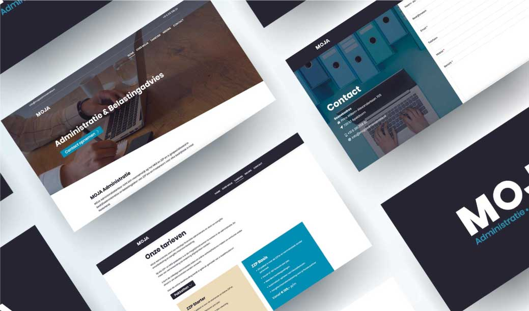 project-11-website-ontwerp-moja-administratie